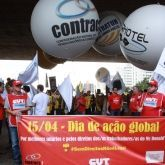 Dia de ação Global contra o Mc Donalds